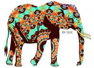 Elephant Mastercartes